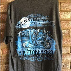 Other - Biketoberfest Daytona 2013 shirt